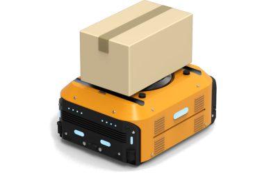 Robot mobili autonomi e logistica