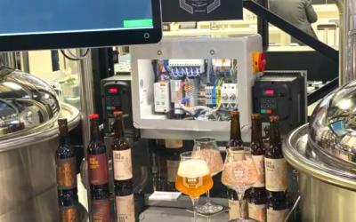 La produzione di birra artigianale diventa 4.0