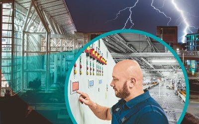 Impianti industriali: protezione da sovratensione per una lunga vita operativa